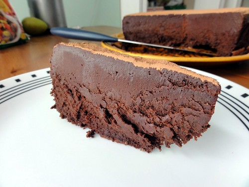 Chocolate Nemesis | The River Café (London)