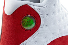Air Jordan Retro 13 Varsity Red colorway