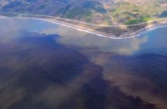 4049 Rincon/Faria Beach Marble (SBA John Wiley) Tags: aerialphoto rincon cloudshadows fariabeach surfingspot santabarbaracountycalifornia