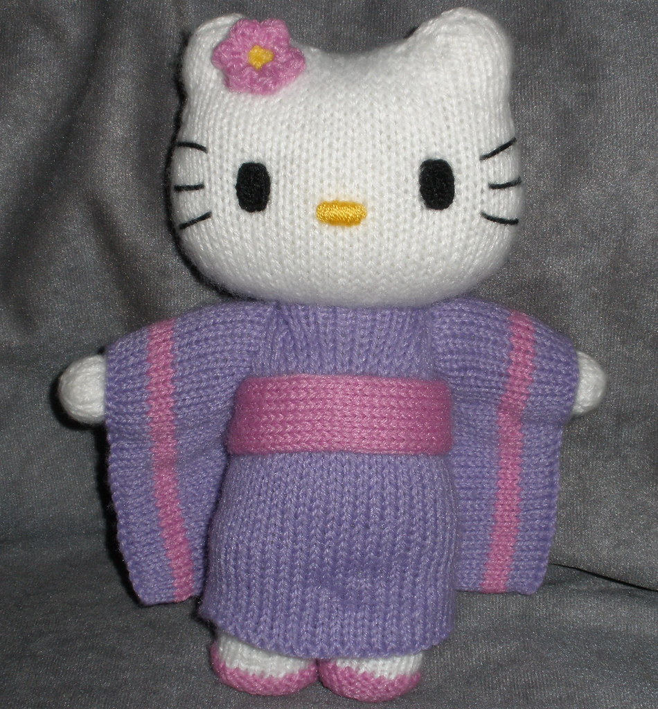 Hello Kitty Toy Knitting Pattern Free : The Worlds newest photos of theknittycat - Flickr Hive Mind