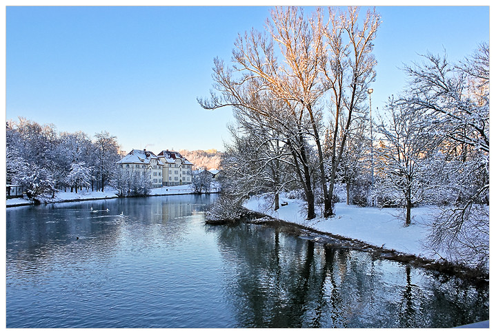 Winter in Sigmaringen