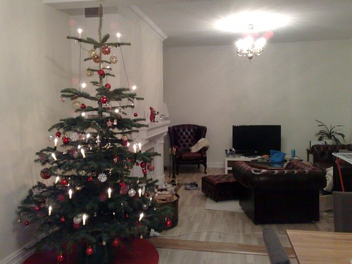 X-mas at home