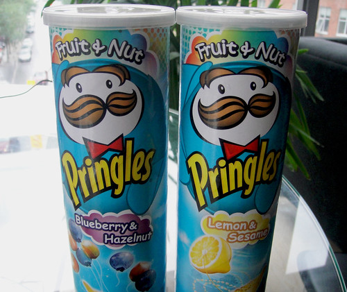 Fruit and Nut Pringles