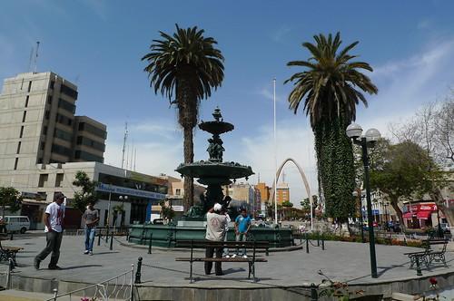 Plaza de Armas - Tacna, Chile