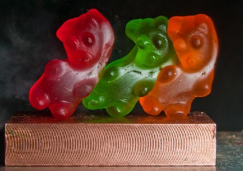 Gummie Bear Shuffle