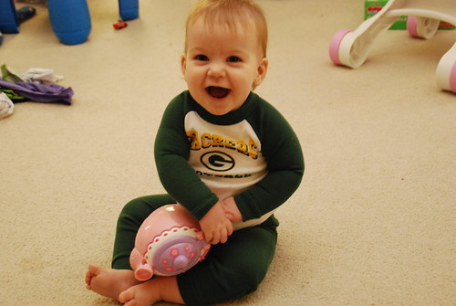Happy Packer Fan