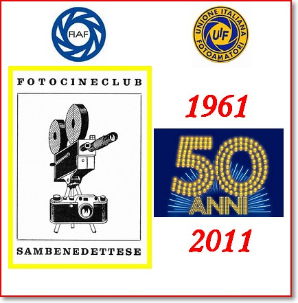 1961-2011 - 50 ANNI CON LA FOTOGRAFIA