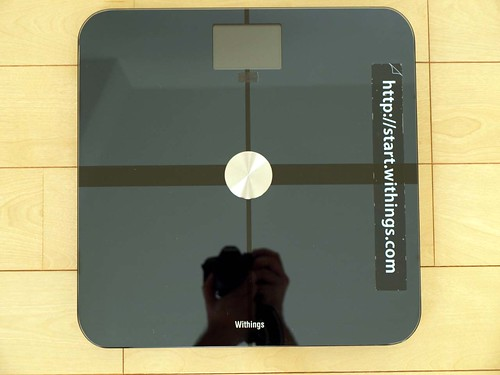 WiFi Body Scale