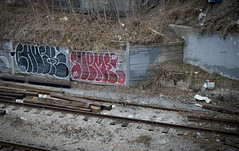 K9LZ (Scotty Cash) Tags: toronto graffiti was fsu crew chuck nwk sueme 9lives