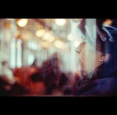 Day Four (ODPictures Art Studio LTD - Hungary) Tags: portrait hungary metro budapest profile tube 365 bkv metró szocio orbandomonkoshu orbandomonkos