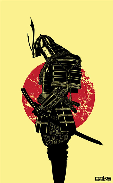 The Headless Samurai