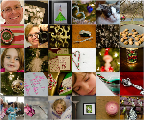 Picture the Holidays: The Mosaic