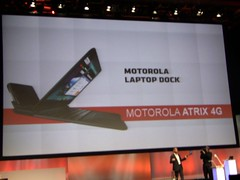Motorola Atrix 4G Laptop Dock