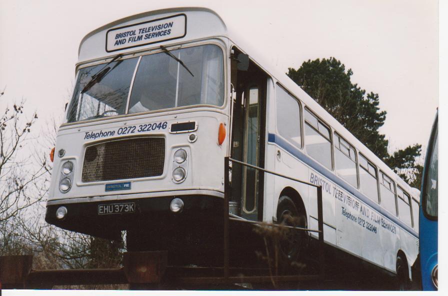 ex BOC Bristol RELL6L EHU 373K