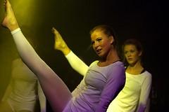 Mange gode dansenummer under Fagerborgrevyen 2011