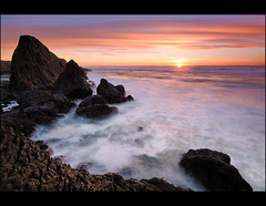 Seal Rock sunset... (Andrew Kumler) Tags: sunset oregoncoast goodtimes sealrock steveturner milesmorgan andrewkumler