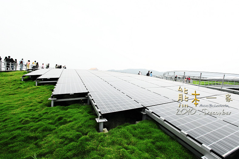 青青步道|綠色能源展示區|花博新生園區
