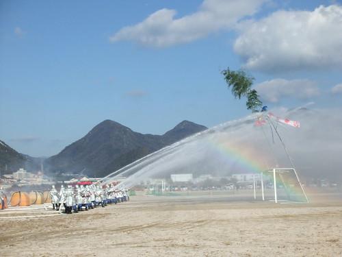 消防出初式 2011 大竹市晴海公園 10