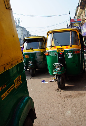 Rickshaw Trio