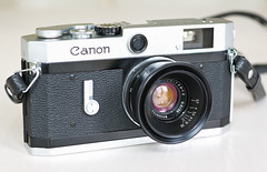 Canon P With Jupiter-12 (fotostevia) Tags: canonp lzosjupiter123528ltm