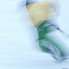 Cold speed (adartee   www.imik.it) Tags: sky horse white lake snow mountains ice hockey lago cielo neve montagna bianco dolomites dolomiti ghiaccio renon ritten oberbozen soprabolzano
