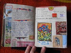 Note book # 2 (KipikArt) Tags: notebook journal cahier artistbook