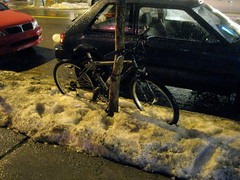 Montreal Snow Parking