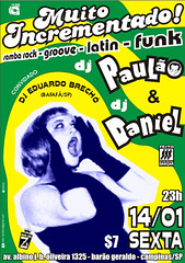14 JAN 2011 - Muito Incrementado! (Bar do Z) Tags: bar poster do janeiro cartaz ze 2011 bdz bardoze