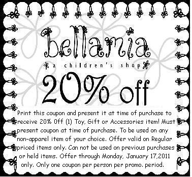 coupon monday gift