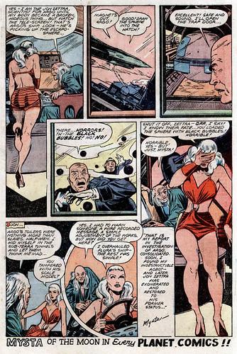 Planet Comics 54 - Mysta (May 1948) 07