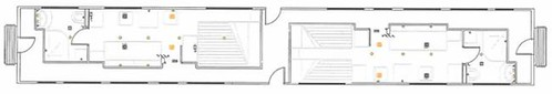 El Transcantabrico - carriage plan, Gran Lujo