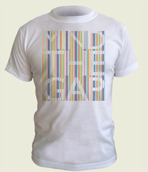 Mind the Gap T Shirt from We Admire