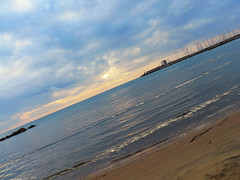 Great Expectations ( amandale ) Tags: sea beach mare  spiaggia   anzio
