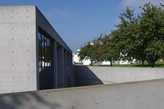 Tadao Ando (Paul Aeneas) Tags: japan architecture licht pentax architektur schatten glas beton ando tadao stahl pentaxkx weilamrhein