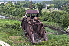 Puente Giratorio del ao 1913 (HER LP) Tags: puente tormenta ensenada giratorio barragan fotografahero