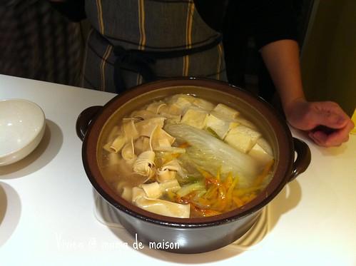 砂鍋白菜魚頭