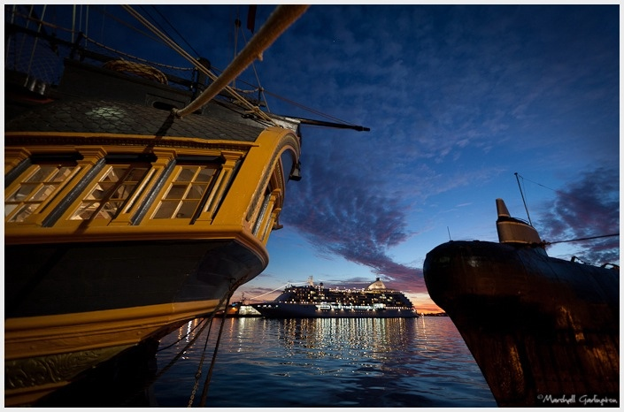 Maritime Sunset 2