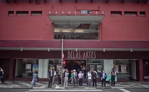 Belas Artes: Rodrigo Capote/Folhapress