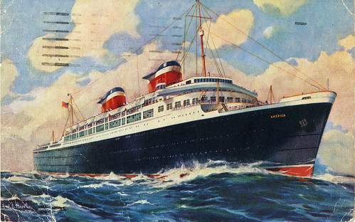 United States Lines ss America