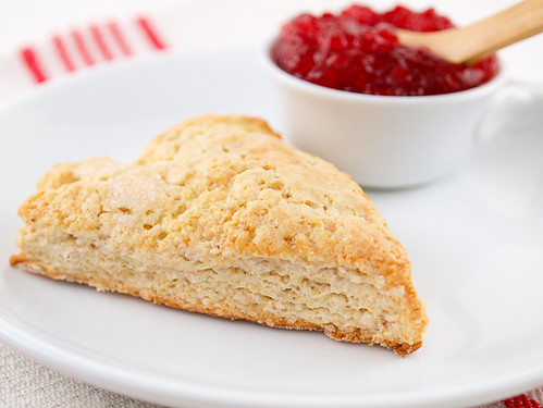 Buttermilk Brown Butter Scones