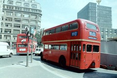 X15 Bus Houndsditch (Tim Brown 59) Tags: bus london routemaster 1989 rt x15