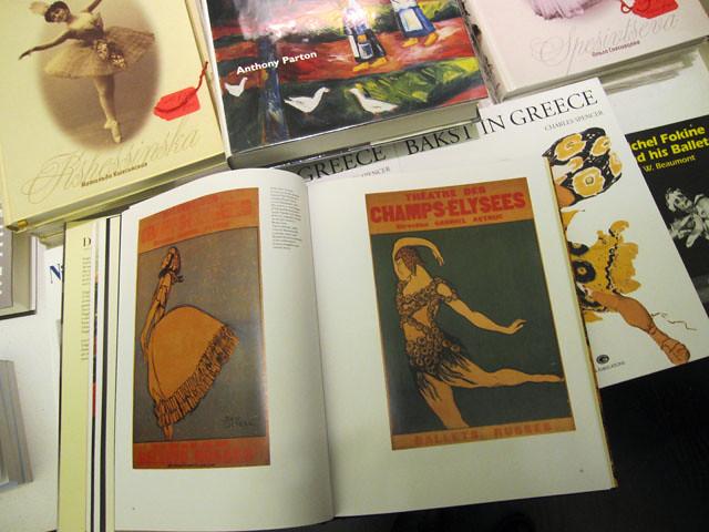 ballet russes book
