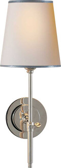 lighting, circa lighting, bryant sconce, antique brass, $168