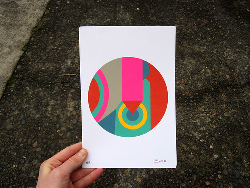 HOT screen prints from Mike Perry