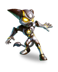 PlayStation Move Heroes: Ratchet Trillium