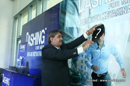 Mr Kumar Chander Unveiling The Dashing Man