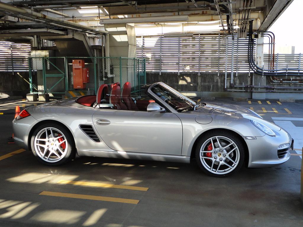 Vwvortex Com Porsche Boxster 987 Vs 981 Photo Comparison