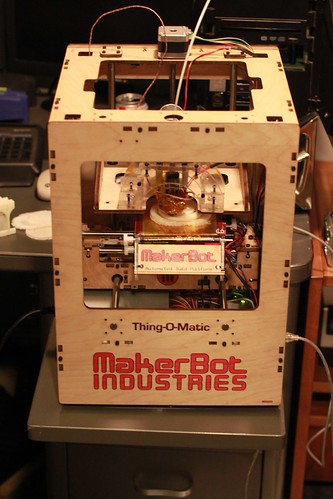 Makerbot 2.0 Thingomatic