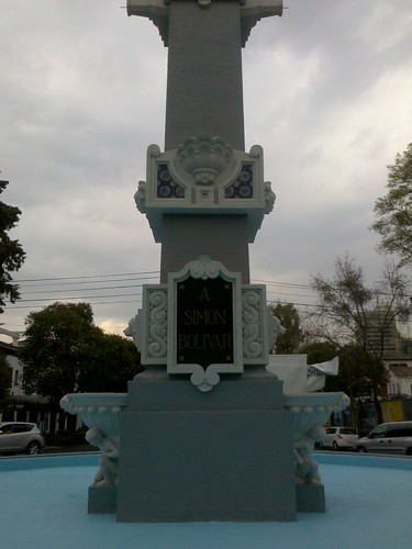 Angry obelisk