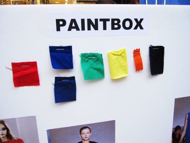 paintbox colours